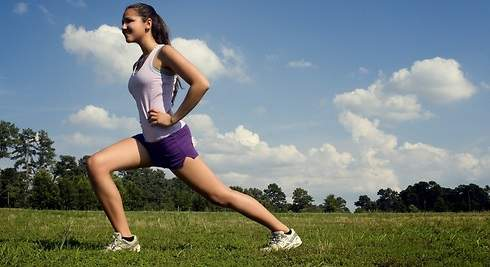 musculo ejercitar running